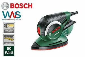 Bosch velcro plateaux support 125mm pour pex 270 a et AE meule ponceuse meuleuse NEUF!!!