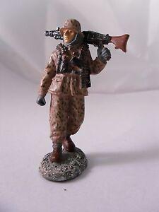 Soldat / Figur / Weltkrieg / ca. 8 cm / Soldier Mitragliere-ss / WW / Neu