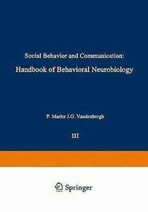 Social-Behavior-and-Communication-Vol-3-Handbook-of-Behavioral-Neurobiology