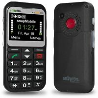 Snapfon Ez Two 3g Amplified Unlocked Cell Phone For Seniors