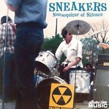 FREE SHIP. on ANY 2 CDs! NEW CD Sneakers: Nonsequitur of Silence Original record