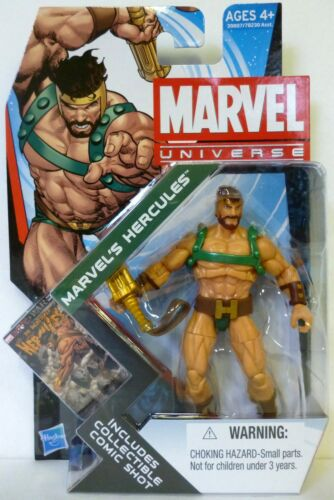 "MARVEL/'S HERCULES Marvel Universe 4/"" inch Action Figure #17 Series 4 Hasbro 2013"