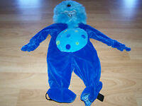 Infant Size 3 Months Koala Kids One Eyed Monster Cyclops Plush Halloween Costume