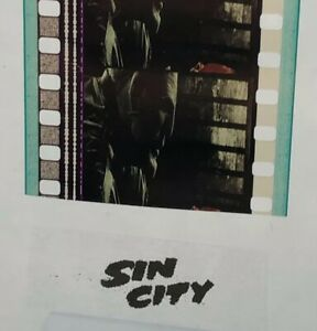 Frank-Miller-s-Sin-City-2005-Authentic-Film-5-Cells-Strip-MARV-Mickey-Rourke