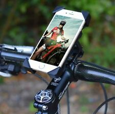 360° turn Motorcycle MTB Bike Bicycle Handlebar Mount Holder For Phone GPS