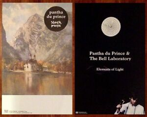 PANTHA-DU-PRINCE-Black-Noise-Elements-2-Ltd-Ed-Posters-Lot-FREE-Indie-Poster
