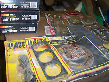 Misc Lot of Mr Gasket ,Auto Meter,Energy Suspension,Holley,Weiand,AED