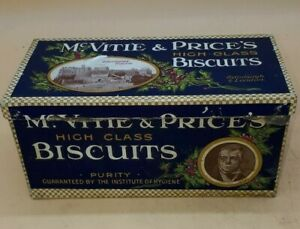 VIEILLE-BOITE-A-BISCUIT-MC-VITIE-amp-PRICES-CHOCOLATE-CIGARETTES-B5