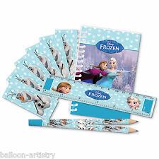20 Piece Disney's FROZEN Ice Skating Children's Party Stationery Favour Set
