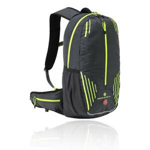 Ronhill-Unisexe-Commuter-15-L-Pack-Gris-Sport-Running-Respirant-Reflechissant