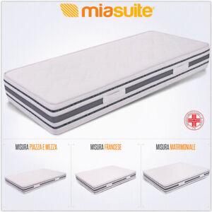Miglior Materasso In Memory Foam.Materasso Memory Foam Con Fodera Bayscent Alto 18 Cm Zaza Miglior