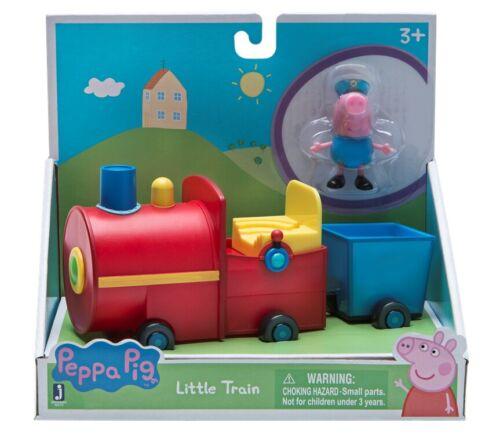 Peppa Pig Wutz Georges little Train Schorschs kleiner Zug Jazwares 95673