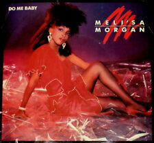 "MELI'SA MORGAN ""DO ME BABY/Same: Interlude"" CAPITOL 5523 (1985) 45rpm & PIC SLV"