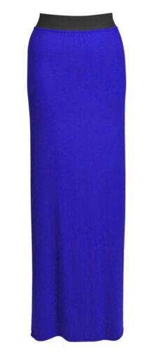 NEW LADIES WOMENS GYPSY LONG JERSEY MAXI DRESS LADIES GYPSY SKIRT SIZES 8-26