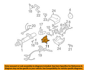 GM Oem Steering Columntilt Adjuster Housing 88965525 Ebay. Is Loading Gmoemsteeringcolumntiltadjusterhousing88965525. GM. 1991 GMC Sierra Steering Column Tilt Diagram At Scoala.co