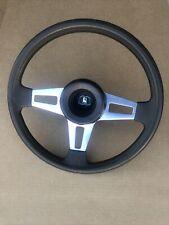 Vw Golf Rabbit Mk1 Gti Scirocco Jetta Mk2 Wolfsburg Brown Steering Wheel