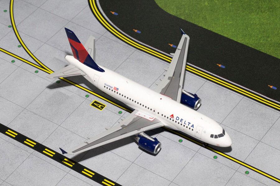 Gemini Jets Escala 1 200 Delta Air Lines Airbus A319 N349NB G2DAL441