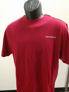 New-BALANCE-TEMPO-Top-Camiseta-de-hombre-rayo-seco-Dri-Fit-Talla-pequena
