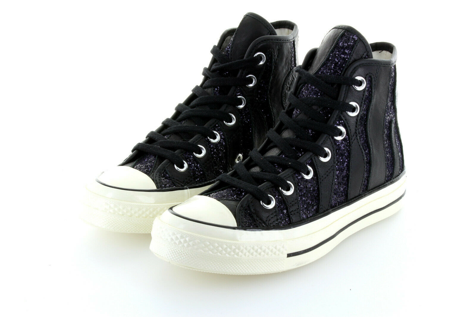 Converse Chuck Taylor AS Limited 70s Hi Black Element Leather Gr. 37,5   38,5