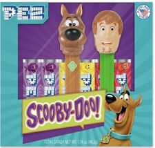 PEZ  Scooby-Doo Twin Gift Box Scooby & Shaggy New 2020 Release