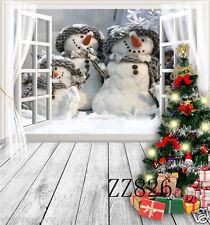LB Christmas Thin Vinyl Backdrop Photography Prop Photo Background 10X10FT ZZ826