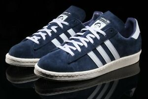 be90d39843a Adidas Campus 80S RYR Brian Lotti BB7000 Skate Shoes Navy White