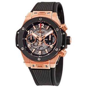 Hublot Big Bang Unico King Gold Automatic Men's Watch 441.OM.1180.RX