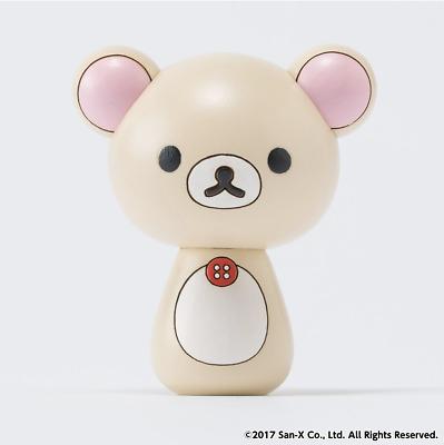 PEANUTS Charlie Brown Kokeshi Doll Usaburo Wooden Japanese Traditional Craft NEW