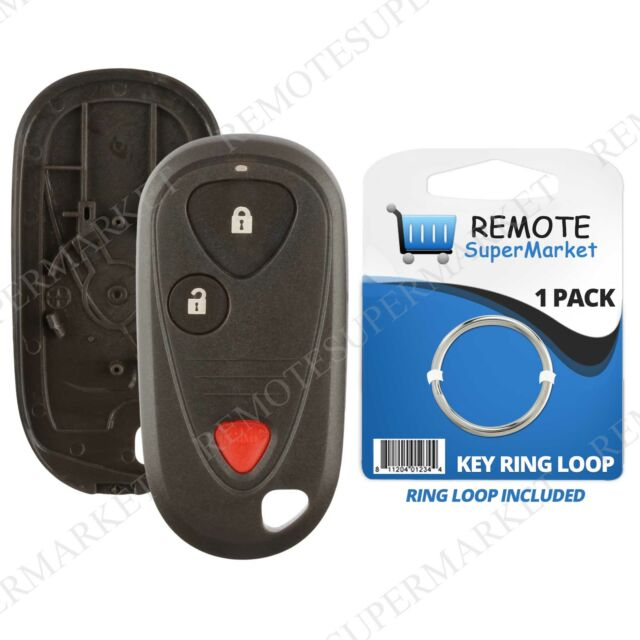 Replacement For Acura MDX 2006 RSX Remote Car Key Fob