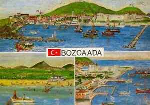 Turchia-cpsm-BOZCAADA