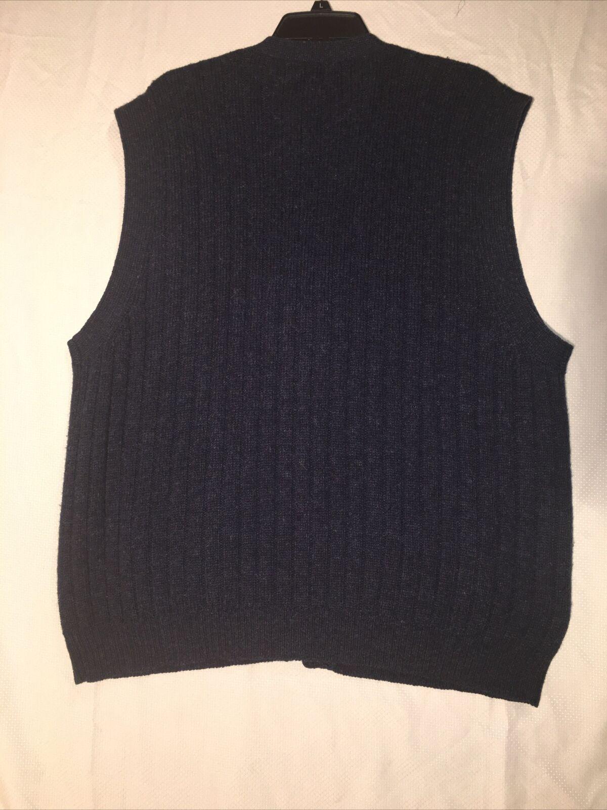 Vintage Woolrich Sweater Vest - image 2