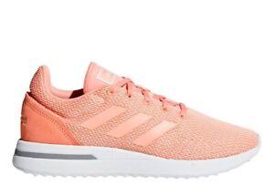 Adidas-RUN70S-F34341-Rosa-Scarpe-Donna-Bambini-Sportive-Running
