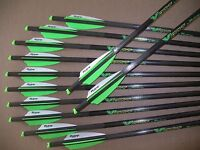 Pse Crossbow Bolts By Victory 1 Dozen Carbon H/moon 20 Free Points