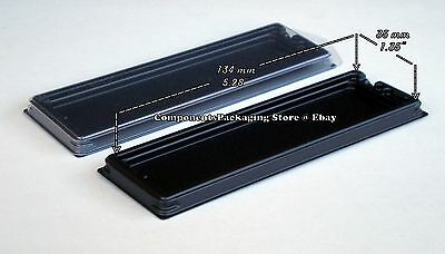 DDR4 PC4 Memory Clam Shell Case for DIMMs Anti Static ESD Lot of 12 25 40 80