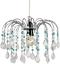 Chandelier-Style-Ceiling-Light-Shade-Acrylic-Crystal-Bead-Ball-Droplet-Pendant thumbnail 25