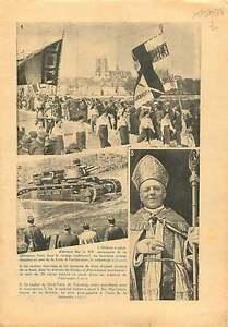 Parade-Orleans-Jeanne-d-039-Arc-Eglise-Tourcoing-Cardinal-Lienart-1938-ILLUSTRATION
