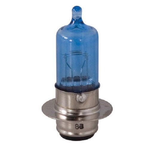 Tusk Super White Bulb Blue H6M 35//35W 60 Watt Head Light Front Upgrade NEW