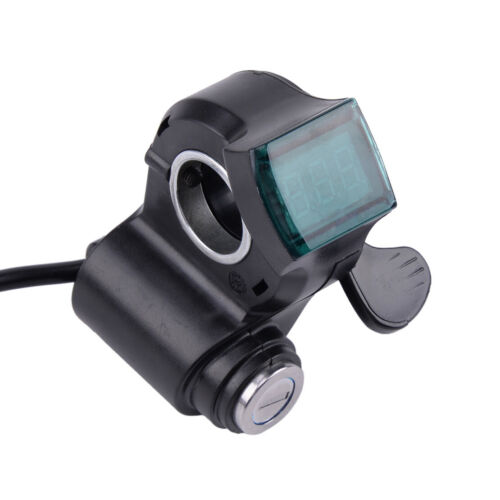 Reparatur 12-84V-Drosselklappen-LED-Spannungsanzeig für Einen Elektroroller