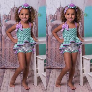 Toddler-Kids-Baby-Girls-Mermaid-Bikini-Set-Swimwear-Swimsuit-Bathing-Suit-Beach