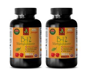 Details about mood stress supplement - B-12 METHYLCOBALAMIN - b12 vitamin  methylcobalamin 2B