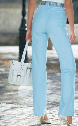 085183 noir pantalon stretch jeans style t 34//68 50//100 Best Connections Nouveau