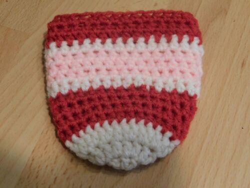 environ 255.14 g Crochet Baby Bottle Cover Handmade TT 9 Oz 260 ml personilazed