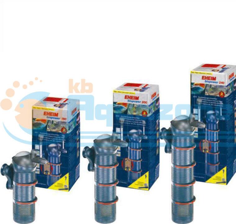 migliore marca  EHEIM  BIO-POWER 160, 200, 200, 200, 240-Alto Singolo Filtro Interno  marchio famoso