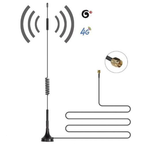 7dBi Dual Band 2.4GHZ 5.8GHz WiFi Wireless Antenna RP-SMA Male Magnetic Base