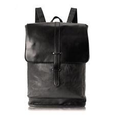 274175c4a19 item 8 Men's Business Vintage Leather Laptop Backpack Rucksack School  Travel Hiking Bag -Men's Business Vintage Leather Laptop Backpack Rucksack  School ...