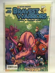 Bravest-Warriors-19-Cover-B-VF-NM-1st-Print-Boom-Studios-Comics