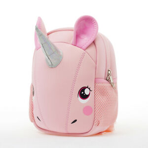 Cute Mini Unicorn Backpack For Preschool Kids Toddler