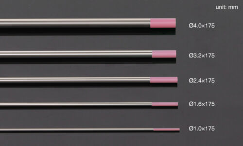 10pk TIG Weld Tungsten Electrode NonRadioactive Comparable to E3 Purple