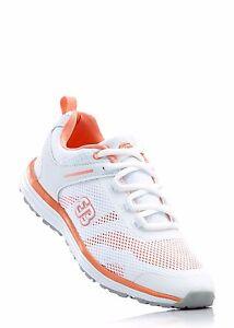 Bruetting-Damen-Schuhe-sport-Sneaker-Freizeitschuhe-weiss-lachs-Groesse-36-NEU
