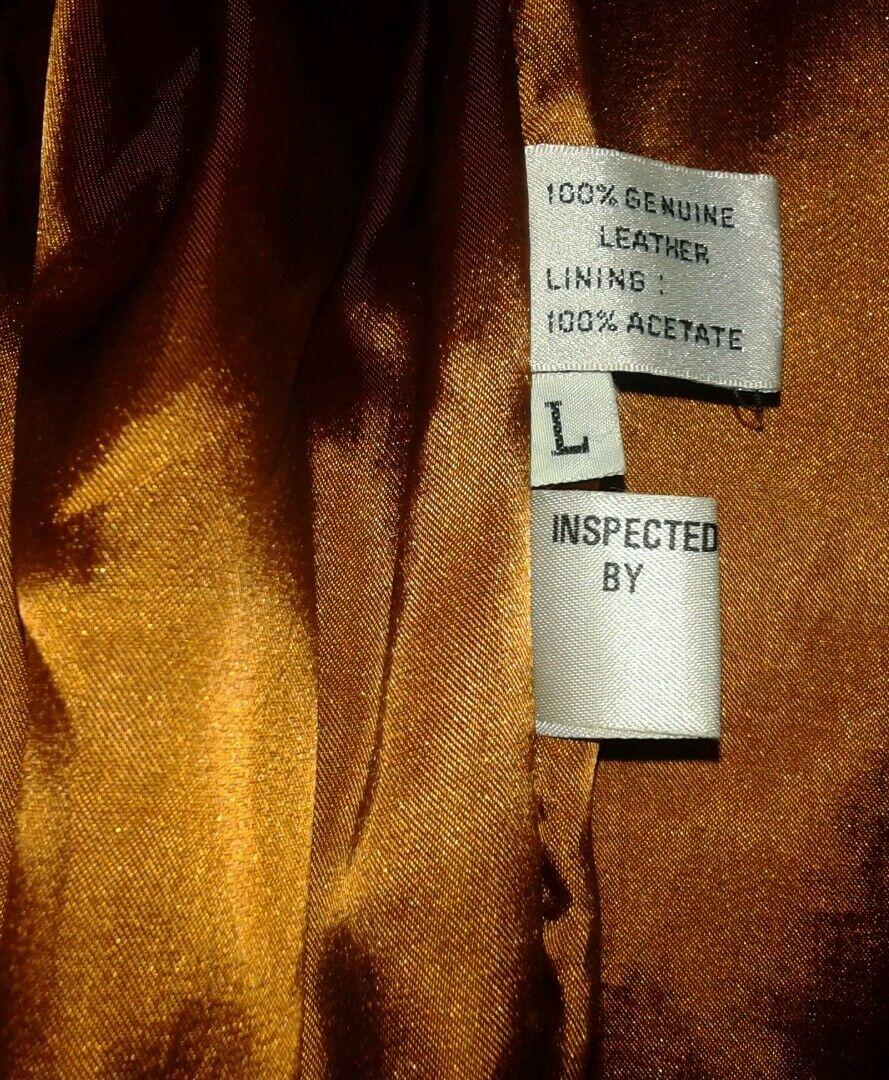 la nauicelle Renaissance Leather fringed Jacket - image 6
